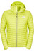 The North Face M's Quince Pro Hooded Jacket Sulphur Spring Green